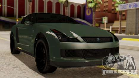 GTA 5 Annis Elegy RH8 SA Style для GTA San Andreas