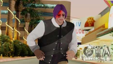 [GTA5] Ballas Member для GTA San Andreas