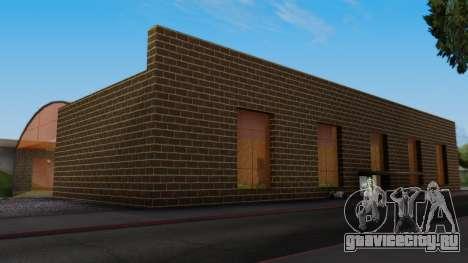 Вокзал в Сан-Фиерро Final для GTA San Andreas второй скриншот