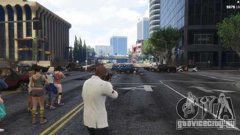 Bodyguard Menu 1.7 для GTA 5 четвертый скриншот