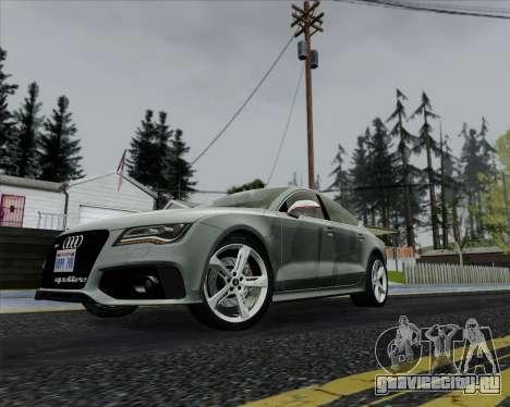 ENB Pizx для GTA San Andreas