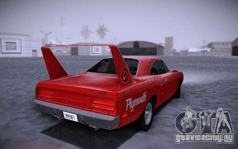 Graphics Mod for Medium PC v3 для GTA San Andreas четвёртый скриншот