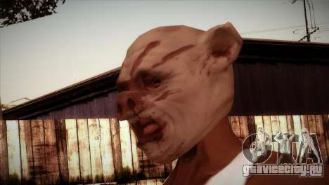 Cerdo Zombie для GTA San Andreas третий скриншот