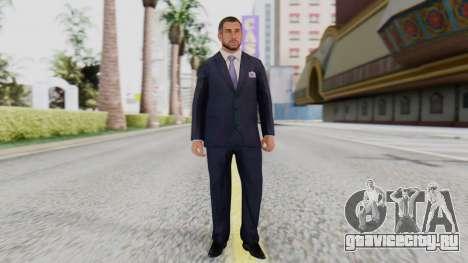 [GTA 5] FIB1 для GTA San Andreas второй скриншот