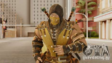 Scorpion [MKX] для GTA San Andreas