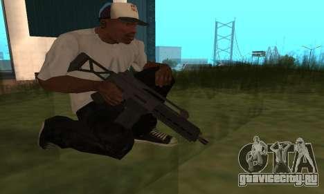 GTA 5 Special Carbine для GTA San Andreas