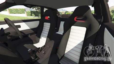 Nissan Skyline BCNR33 [Beta] для GTA 5 вид спереди справа
