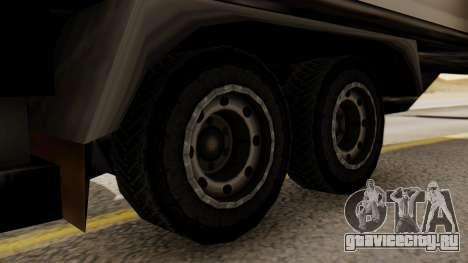 Artict2 Coal 1.0 для GTA San Andreas вид сзади слева