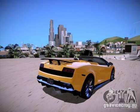 ENB Benyamin for Low PC для GTA San Andreas второй скриншот