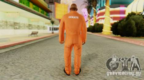 [GTA 5] Prisoner2 для GTA San Andreas третий скриншот