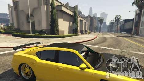 Semi-Realistic Vehicle Physics V 1.6 для GTA 5 седьмой скриншот
