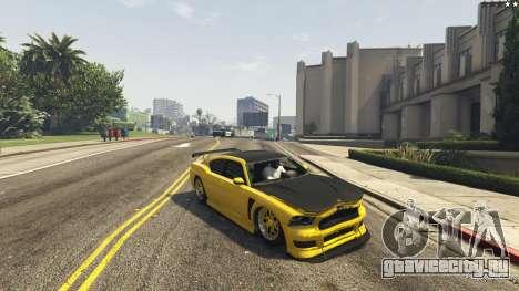 Semi-Realistic Vehicle Physics V 1.6 для GTA 5 шестой скриншот