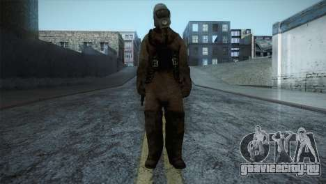 Order Soldier2 from Silent Hill для GTA San Andreas второй скриншот