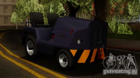 Clark CT-50 Baggage для GTA San Andreas