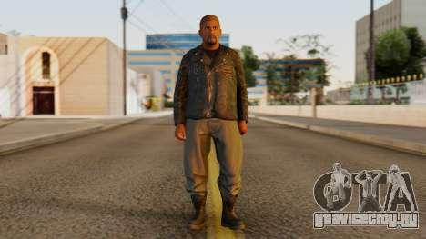 [GTA5] The Lost Skin2 для GTA San Andreas второй скриншот