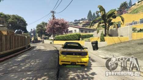 Semi-Realistic Vehicle Physics V 1.6 для GTA 5 второй скриншот