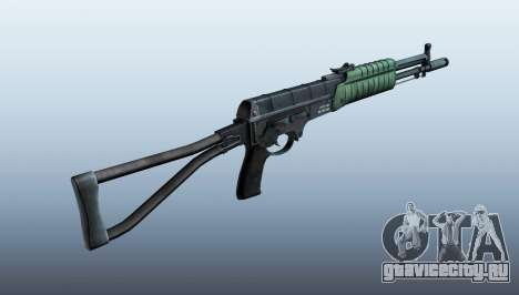АЕК-971 для GTA 5 третий скриншот