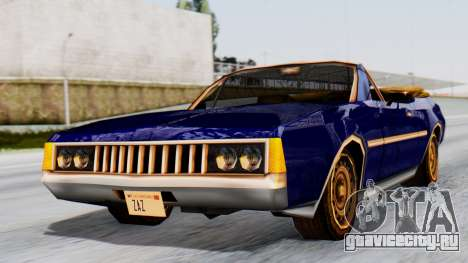 Clover Tuned для GTA San Andreas