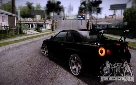 Graphics Mod for Medium PC v3 для GTA San Andreas