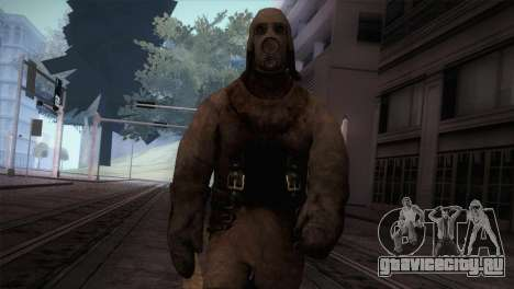 Order Soldier4 from Silent Hill для GTA San Andreas