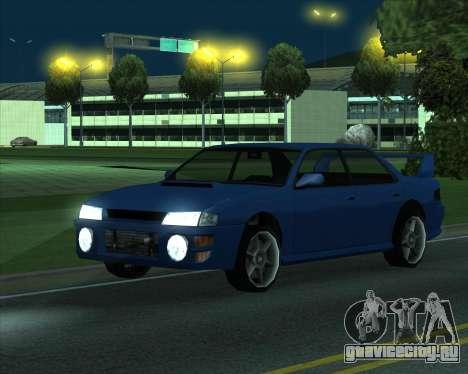 Sultan v1.0 для GTA San Andreas
