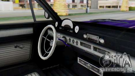 GTA 5 Declasse Voodoo IVF для GTA San Andreas вид справа