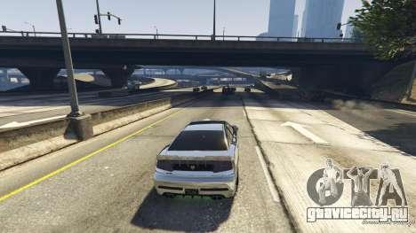 Смертельная ловушка на шоссе для GTA 5 пятый скриншот
