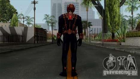 Ant-Man Black для GTA San Andreas третий скриншот