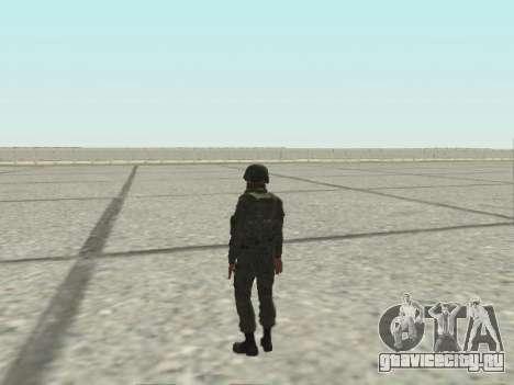 Пак бойцов Спецназа ГРУ для GTA San Andreas двенадцатый скриншот