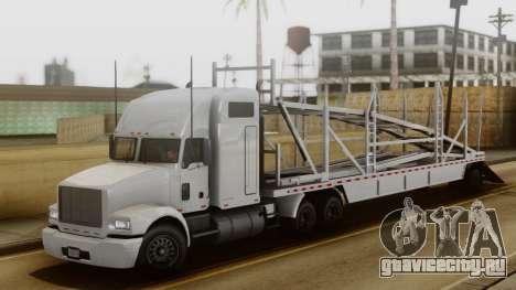 GTA 5 MTL Packer Driving для GTA San Andreas