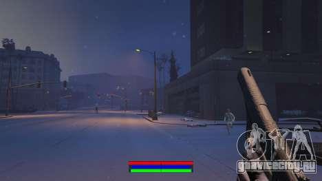 Long Winter 0.2 [ALPHA] для GTA 5 пятый скриншот