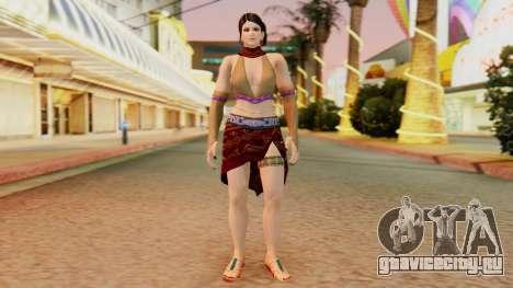 Zafina from Takken 6 v1 для GTA San Andreas второй скриншот