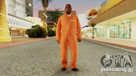 [GTA 5] Prisoner2 для GTA San Andreas второй скриншот