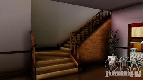 New Interior for CJs House для GTA San Andreas пятый скриншот