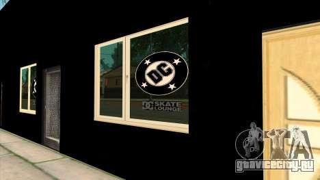 New Store DC v2 для GTA San Andreas третий скриншот