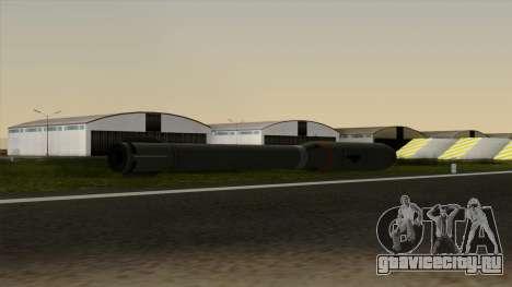 Homing Missile для GTA San Andreas третий скриншот