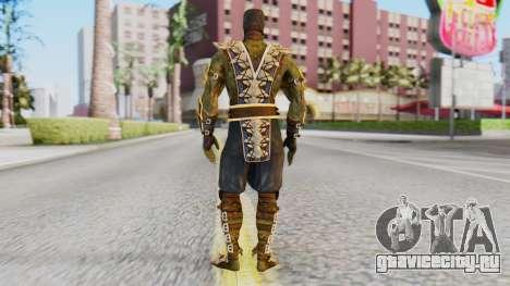 [MKX] Рептилия для GTA San Andreas третий скриншот