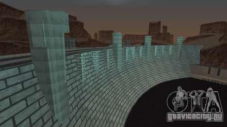 Дамба для GTA San Andreas четвёртый скриншот