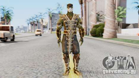 [MKX] Рептилия для GTA San Andreas второй скриншот