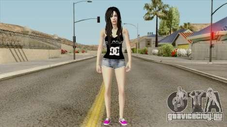 New Seller для GTA San Andreas второй скриншот