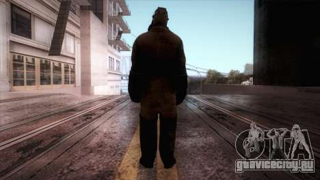 Order Soldier4 from Silent Hill для GTA San Andreas третий скриншот