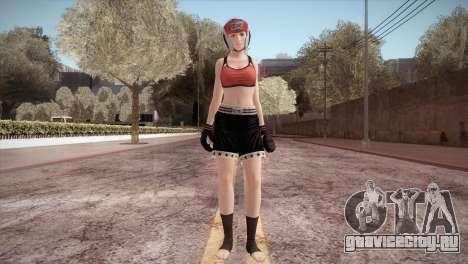 Mila Box для GTA San Andreas второй скриншот