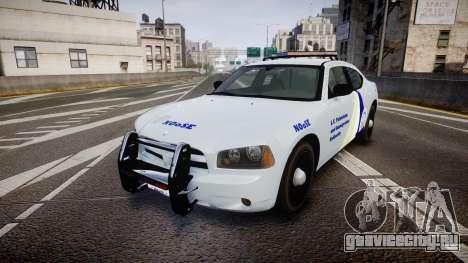 Dodge Charger NOOSE [ELS] для GTA 4