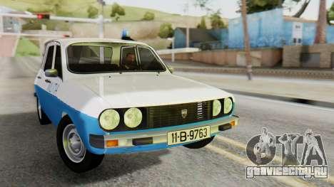 Dacia 1310 Militia для GTA San Andreas