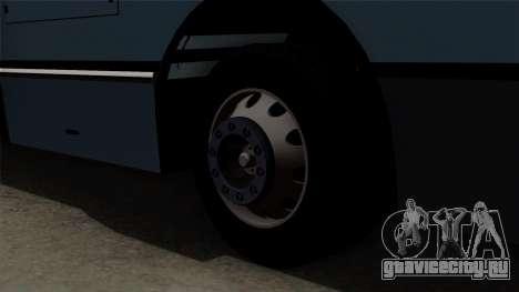Ikarus 415 для GTA San Andreas вид сзади слева