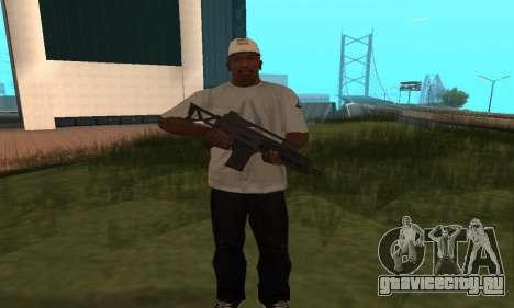 GTA 5 Special Carbine для GTA San Andreas третий скриншот