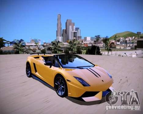 ENB Benyamin for Low PC для GTA San Andreas