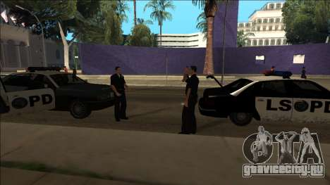 DLC Big Cop and All Previous DLC для GTA San Andreas пятый скриншот