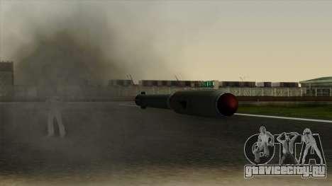 Homing Missile для GTA San Andreas четвёртый скриншот