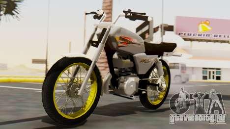 Suzuki AX 100 Stunt для GTA San Andreas